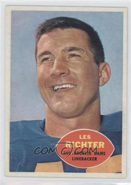 1960 Topps - [Base] #68 - Les Richter