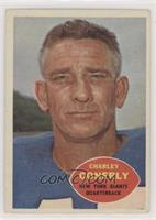 Charlie Conerly [Good to VG‑EX]
