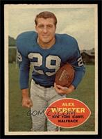 Alex Webster [NM]