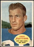 Jimmy Patton [VG]