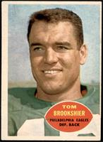 Tom Brookshier [VG EX]