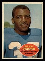 John Henry Johnson [NM]