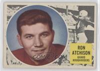 Ron Atchison [GoodtoVG‑EX]