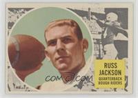 Russ Jackson [GoodtoVG‑EX]