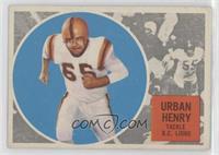 Urban Henry [GoodtoVG‑EX]