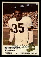 John Henry Johnson [EXMT]