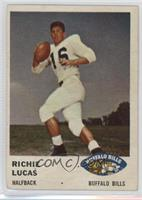 Richie Lucas [GoodtoVG‑EX]