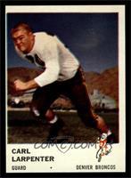 Carl Larpenter [EX]