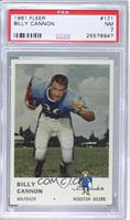 Billy Cannon [PSA7NM]