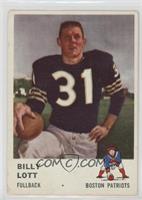 Billy Lott [GoodtoVG‑EX]