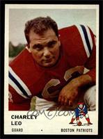 Charley Leo [NM]