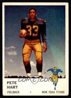 Pete Hart [VG]