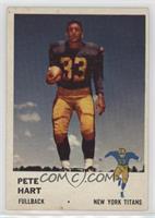 Pete Hart [GoodtoVG‑EX]
