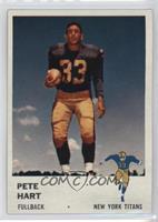 Pete Hart