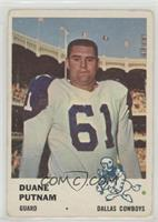 Duane Putnam [GoodtoVG‑EX]