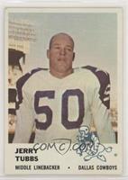 Jerry Tubbs [GoodtoVG‑EX]