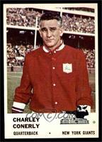 Charlie Conerly [NM]
