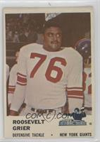 Rosey Grier [Altered]