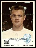 Yale Lary [EX]