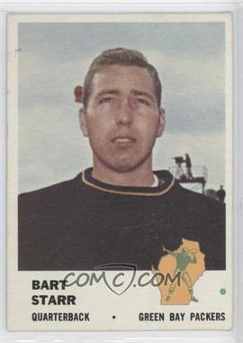 1961 Fleer - [Base] #88 - Bart Starr