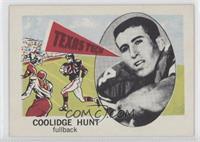 Coolidge Hunt