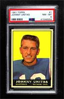 Johnny Unitas [PSA 8 NM‑MT]