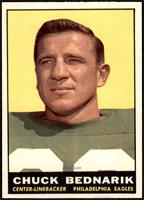 Chuck Bednarik [NM MT]
