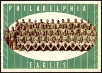Philadelphia Eagles Team [NM+]