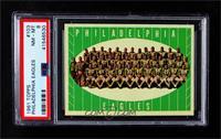 Philadelphia Eagles Team [PSA8NM‑MT]