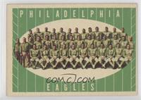 Philadelphia Eagles Team [GoodtoVG‑EX]
