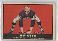 Jim Otto [Good to VG‑EX]