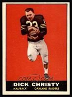 Dick Christy [EX MT]