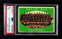 Green Bay Packers Team [PSA 7 NM]
