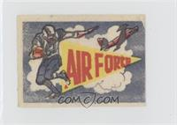 Air Force Falcons Team [Good to VG‑EX]