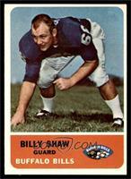 Billy Shaw [VG]