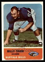 Billy Shaw [VG EX]