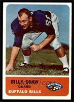 Billy Shaw [EX]