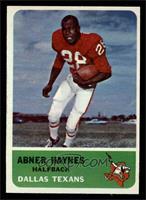 Abner Haynes [NM]