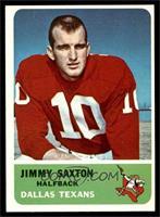 Jimmy Saxton [EXMT]