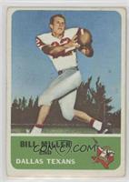 Bill Miller [GoodtoVG‑EX]