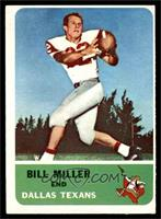 Bill Miller [VGEX]
