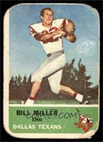 Bill Miller [POOR]