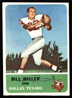 Bill Miller [EXMT]