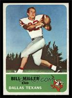 Bill Miller [NM MT]