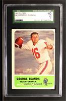 George Blanda [SGC40VG3]