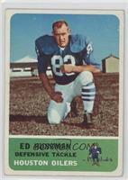 Ed Husmann (Uncorrected Error: Name Misspelled Hussman)