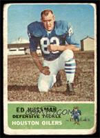 Ed Husmann (Uncorrected Error: Name Misspelled Hussman) [POOR]