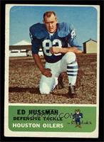 Ed Husmann (Uncorrected Error: Name Misspelled Hussman) [VG]