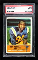 Art Powell [PSA 7 NM]
