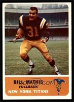 Bill Mathis [EX MT]